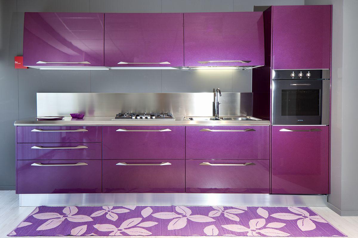 Cucine Moderne Lilla.Le Cucine Soluzione Naturali Belle Piacevoli E Resistenti