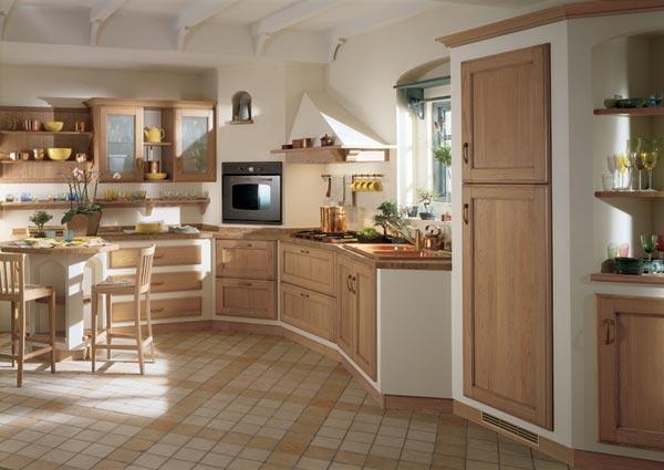 Le Cucine: Soluzione naturali, belle, piacevoli e ...