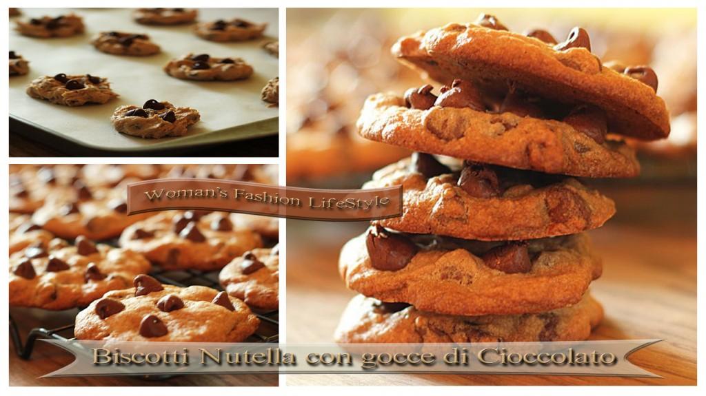 copertina biscotti nutella