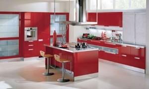 cucina-city-scavolini-rossa