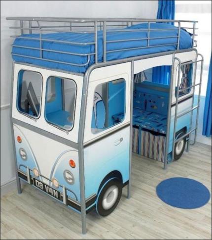 il-bus-come-letto